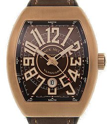 Franck Muller Vanguard Classical  Bronze Brown Automatic