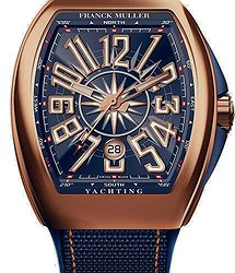 Franck Muller Vanguard Classical  V 45 Yachting