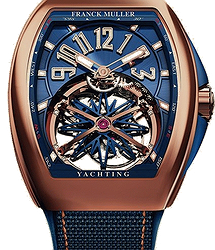 Franck Muller Vanguard Classical  Yachting Tourbillon