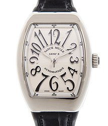 Franck Muller Vanguard Stainless Steel Silvery & White Automatic V29 Sc At Fo (AC.NR)