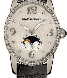 Girard Perregaux Cat`s Eye Moon Phases