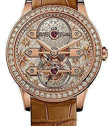 Girard Perregaux Haute Horlogerie Tourbillon with Three Gold Bridges