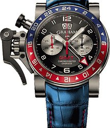 Graham Chronofighter. Oversize CSKA