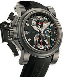 Graham Chronofighter. Oversize Titanium