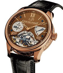 Greubel & Forsey Double Tourbillon 30° Vision Execution Speciale