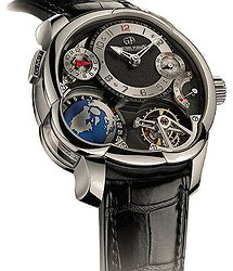 Greubel & Forsey GMT. Platine
