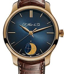 H. Moser & Cie Endeavour Moon Perpetual Moon