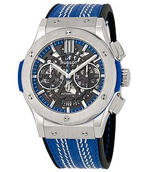 Hublot Aerofusion Chronograph Automatic Titanium Limited Edition Men's Watch