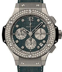 Hublot Big Bang 41 MM Ladies Jeans