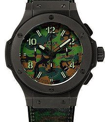 Hublot Big Bang 44 MM Commando Bang Green Limited