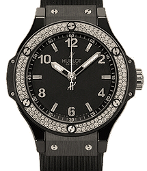 Hublot Big Bang Black Magic 38 mm