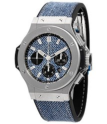 Hublot Big Bang Blue Jeans Men's Automatic Watch