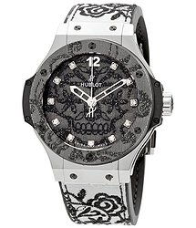 Hublot Big Bang Broderie Automatic Diamond Men's Watch