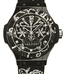 Hublot Big Bang Broderie Ceramic