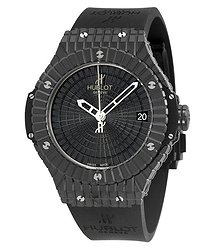 Hublot Big Bang Caviar Automatic Black Dial Men's Watch