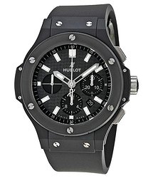 Hublot Big Bang Ceramic Black Magic Black Carbonfiber Men's Watch