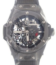 Hublot Big Bang Ceramics Black Automatic 414.CI.1123.RX