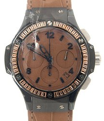 Hublot Big Bang Ceramics Brown Automatic 341.CA.5390.LR.1918