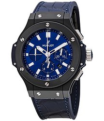 Hublot Big Bang Chronograph Automatic Blue Sunray Dial Men's Watch