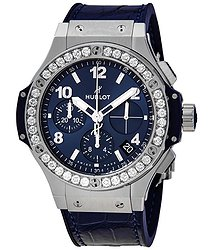 Hublot Big Bang Chronograph Diamond Watch