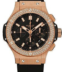 Hublot Big Bang Gold Diamonds 44 mm