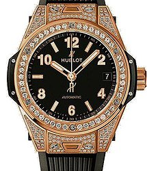 Hublot Big Bang One Click 39 mm King Gold Pave