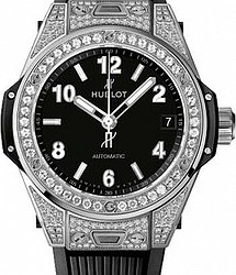 Hublot Big Bang One Click 39 MM Steel Diamonds 39 mm 465.SX.1170.RX.1604