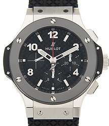 Hublot Big Bang Stainless Steel Black Automatic 301.SB.131.RX