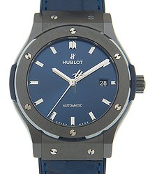 Hublot Big Bang Stainless Steel Blue Automatic 542.CM.7170.LR