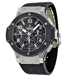 Hublot Big Bang Steel Ceramic Men's Watch