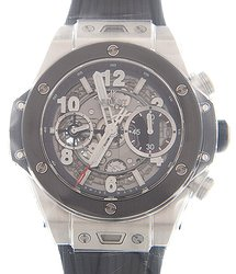 Hublot Big Bang Steel Silver Automatic 441.NM.1170.RX
