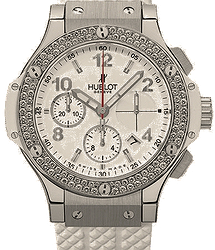 Hublot Big Bang Steel White Diamonds 41 mm