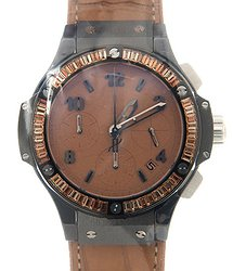 Hublot Big Bang Tutti Frutti Chronograph Automatic Brown Dial Unisex Watch