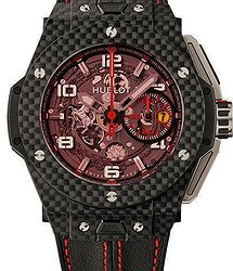 Hublot Big Bang Unico Ferrari Red Magic Carbon