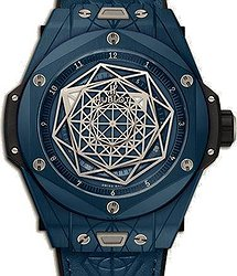 Hublot Big Bang Unico Sang Bleu Ceramic Blue 45 mm