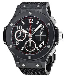 Hublot Black Magic Chronograph Titanium Automatic Men's Watch