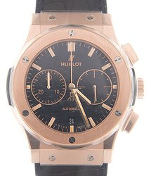 Hublot Classic Fusion 18kt Rose Gold Black Automatic 521.OX.1181.LR