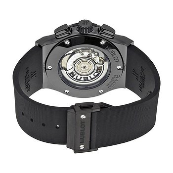 Купить часы Hublot Classic Fusion Aerofusion Chronograph Automatic Black Magic Skeleton Dial Men's Watch  в ломбарде швейцарских часов