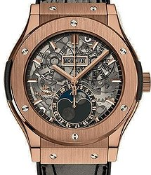 Hublot Classic Fusion AEROFUSION MOONPHASE KING GOLD
