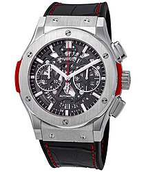Hublot Classic Fusion Aerofusion Skeleton Dial Automatic Men's Limited Edition Watch