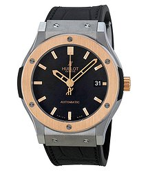 Hublot Classic Fusion Automatic Black Dial Men's Watch 511NO1180LR
