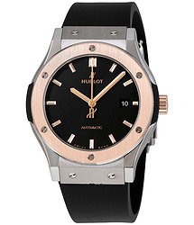 Hublot Classic Fusion Automatic Black Dial Men's Watch 542NO1181RX