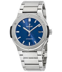 Hublot Classic Fusion Automatic Blue Dial Men's Watch
