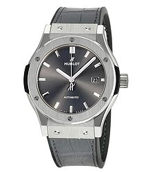 Hublot Classic Fusion Automatic Grey Dial Men's Watch