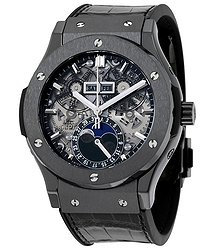 Hublot Classic Fusion Automatic Skeleton Dial Men's Watch