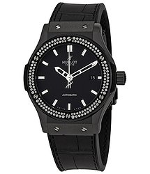 Hublot Classic Fusion Black Magic Chronograph Automatic Black Dial Men's Watch