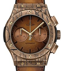 Hublot Classic Fusion Bronze Brown Automatic 521.BZ.05IG.VR.BER19