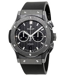 Hublot Classic Fusion Carbon Fiber Dial Automatic Men's Watch