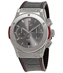Hublot Classic Fusion Chronograph Racing Grey Dial Automatic Men's Watch