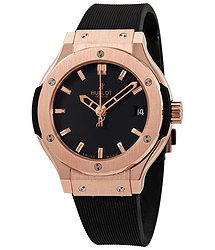 Hublot Classic Fusion Ladies 18Kt King Gold Watch